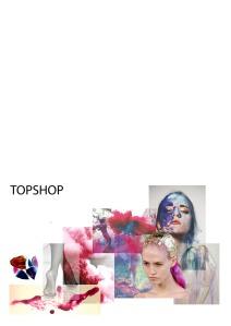 topshop mood board